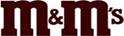 logo m&ms