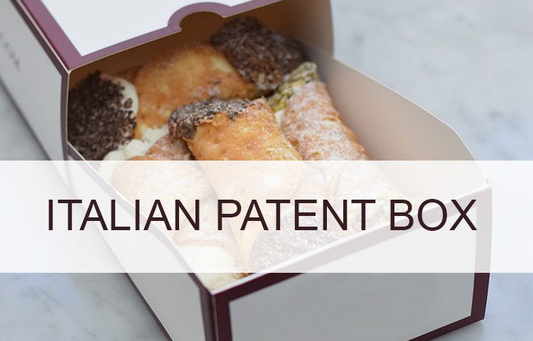 Italian patent box