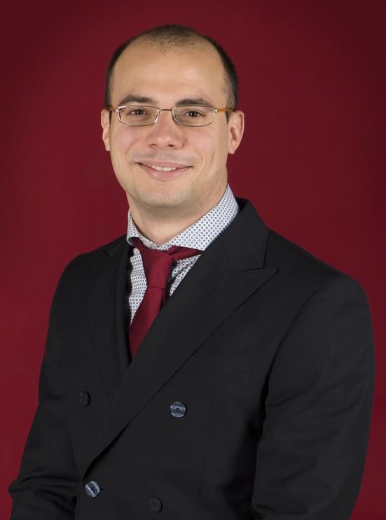Guglielmo Pace patent attorney trainee