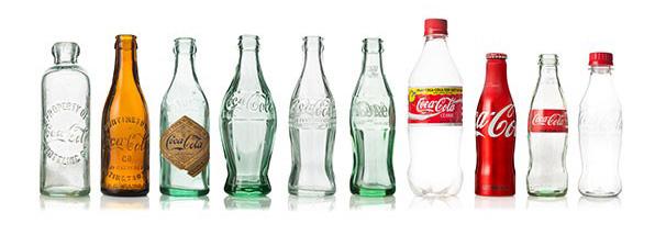 marchio di forma per bottiglia coca cola