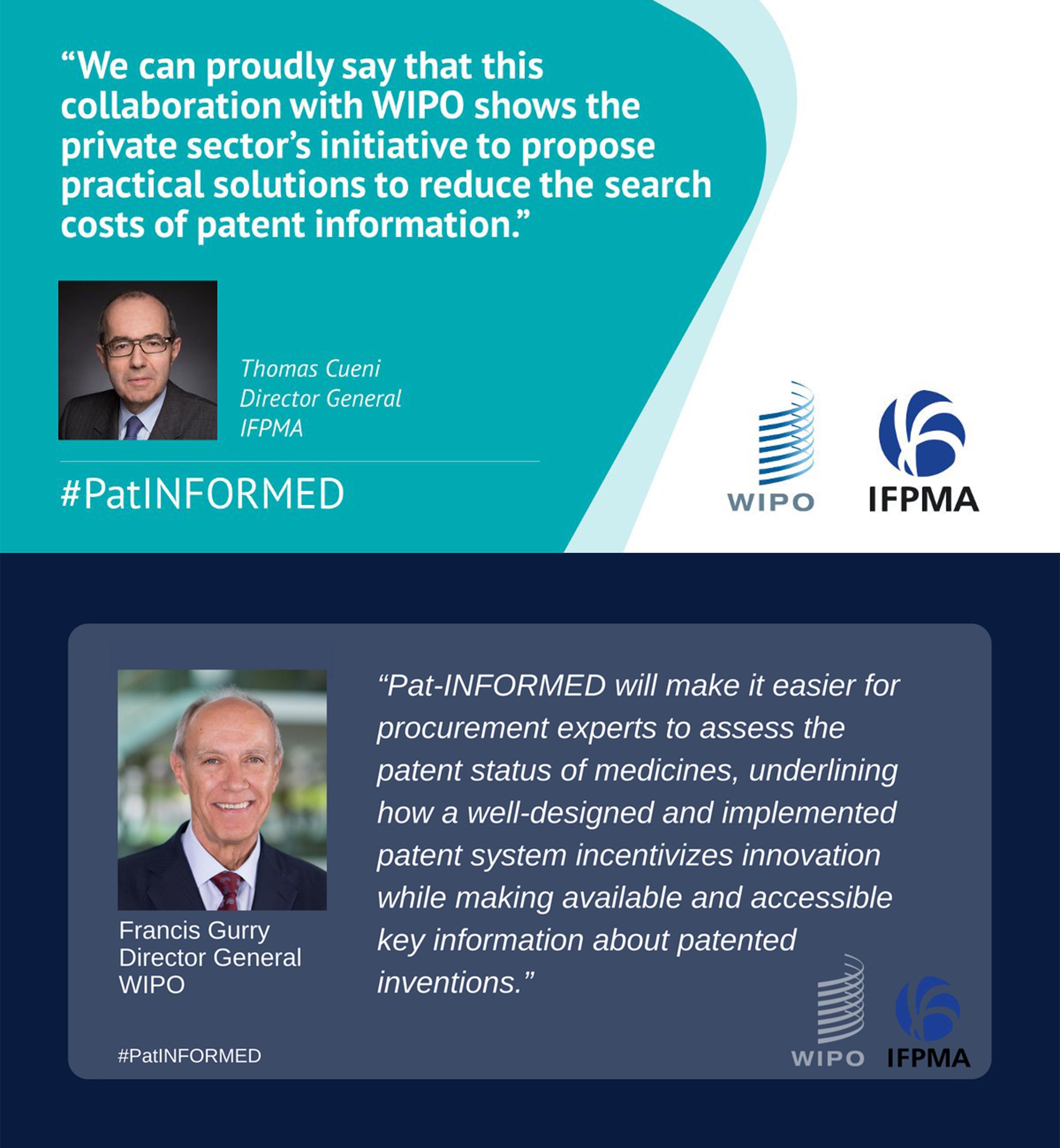 Pat-Informed WIPO IFPMA